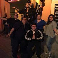 Stereo USA Team at Universal studios