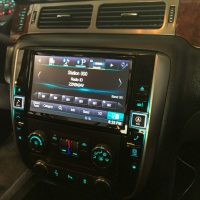Stereo USA Plus touchscreen system