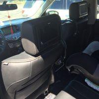 Car TV Installed