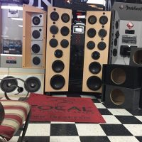 Focal speaker featured at stereo usa plus