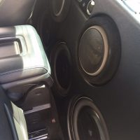JL audio Focal KRX installed
