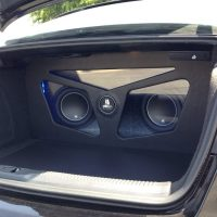custom JL audio work
