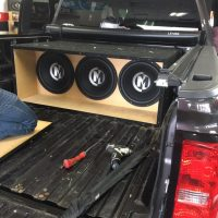 memphis speakers in back of truck stereo usa plus