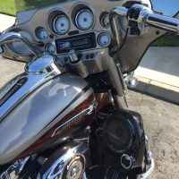 Custom motorcycle stereo usa plus