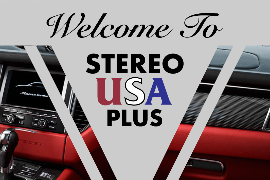Stereo USA Plus welcome image