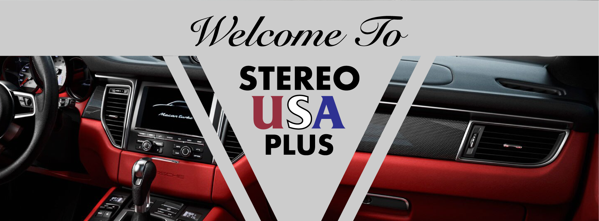 Stereo USA Plus welcome image 2