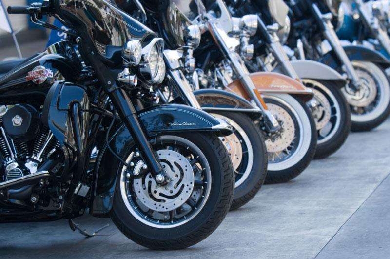 Harley Bagger System